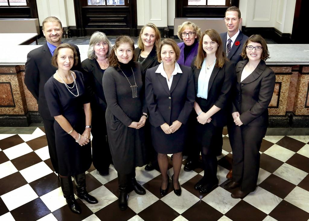 MITC staff Nov 2014
